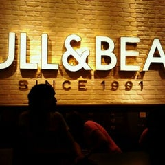 Photo taken at PULL & BEAR by Jonathan C. on 8/26/2012