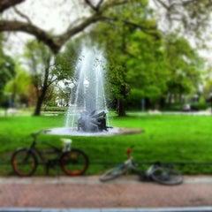 Photo taken at Stadsschouwburg Utrecht by Kenan D. on 5/5/2012