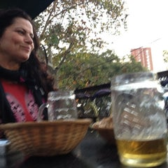 Photo taken at Bar Abierto by Carlos D. on 5/16/2012