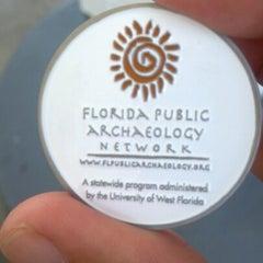 Photo taken at Florida Public Archaeology Network - Northwest Region by Errol C. on 7/10/2012