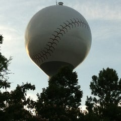 Photo taken at Knights Stadium by Tiffany W. on 6/15/2012