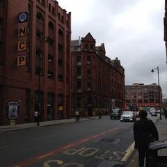 Photo taken at Atrium By Bridgestreet Hotel Manchester by Ann H. on 6/27/2012