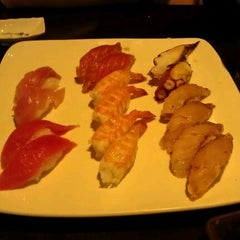 Photo taken at Sushi Delight by Christi S. on 7/28/2012