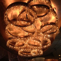 Photo taken at The Chandelier by HarlemGal -. on 8/5/2012
