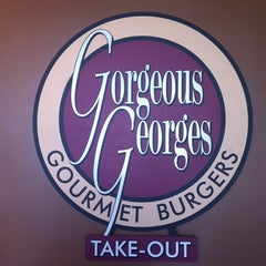 Photo taken at Gorgeous Georges by Richard F. on 3/21/2012