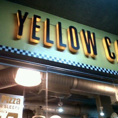 Photo taken at Yellow Cab Pizza Co. by Charlie C. on 8/24/2012
