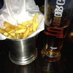 Photo taken at Wolfnights Chef Burger by Ofir S. on 3/1/2012