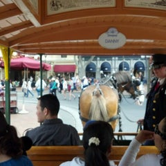 Photo taken at Horse-Drawn Streetcars by Angela M. on 3/29/2012