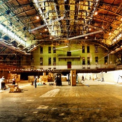 Photo taken at Park Avenue Armory by Mister Anderson on 9/12/2012