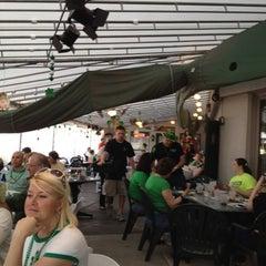 Photo taken at Chesapeake Inn Restaurant & Marina by Eric G. on 3/17/2012