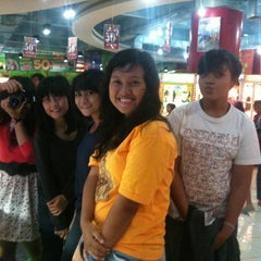 Photo taken at Timezone by rara s. on 8/8/2012