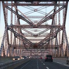 Photo taken at Tappan Zee Bridge by Nan G. on 6/28/2012