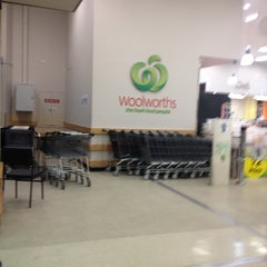 Photo taken at Woolworths by Nur Shuhada on 9/5/2012