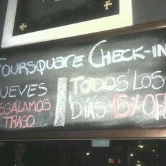 Photo taken at Hispano Bar by Christian O. on 11/2/2012