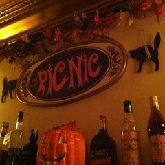 Photo taken at Bar Picnic by Eva D. on 10/24/2012