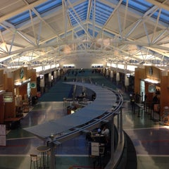 Photo taken at Portland International Airport (PDX) by Karl S. on 10/7/2013