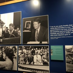 Photo taken at Jimmy Carter Presidential Library & Museum by Betty T. on 7/24/2015