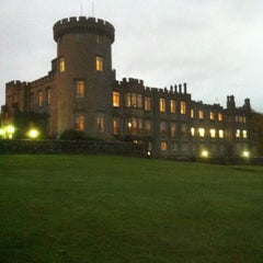 Photo taken at Dromoland Castle Hotel by Kristin R. on 10/26/2012