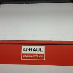 Photo taken at U-Haul Moving & Storage of Eastside Erie by Erin C. on 11/7/2012
