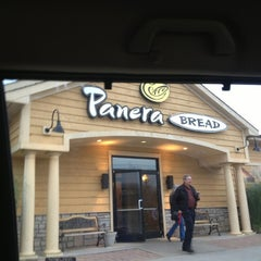 Photo taken at Panera Bread by Holden C. on 1/9/2013