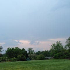 Photo taken at Founders Memorial Park by Jim R. on 5/27/2014