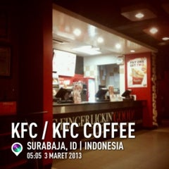 Photo taken at KFC / KFC Coffee by Melinda G. on 3/2/2013