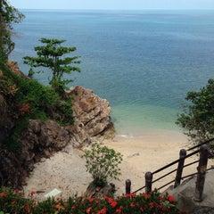Photo taken at Bounty Resort Koh Phangan by Natalya S. on 2/19/2014