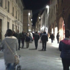 Photo taken at Corso Cavour by Benedetta B. on 11/1/2012