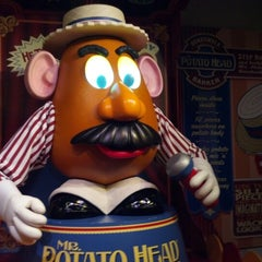Photo taken at Toy Story Midway Mania by Dave K. on 2/2/2013