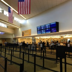 Photo taken at Terminal A by Juan J B. on 3/17/2013