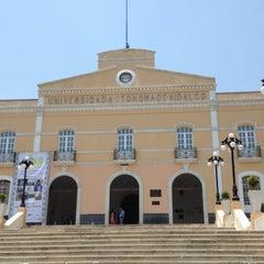 Photo taken at Universidad Autonoma del Estado de Hidalgo by Ze C. on 4/20/2013