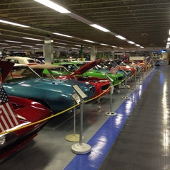 Photo taken at Tallahassee Antique Car Museum by Kurt R. on 5/8/2014