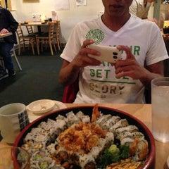 Photo taken at Asaka Japanese Restaurant by Tung N. on 10/26/2012