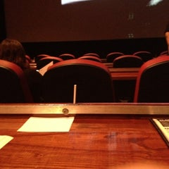 Photo taken at Alamo Drafthouse Cinema – Lakeline by Joshua W. on 10/29/2012
