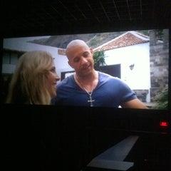 Photo taken at Big Cinema by Tejkumar S. on 5/23/2013