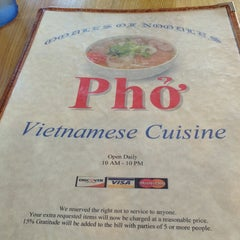 Photo taken at Oodles of Noodles Vietnamese Cuisine by Tammy S. on 6/4/2013
