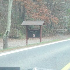 Photo taken at Rocks State Park by Steven S. on 11/4/2012