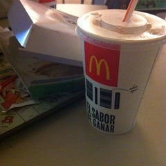 Photo taken at McDonald's by Silvana S. on 5/26/2013