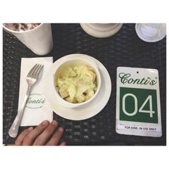 Photo taken at Conti's by Dharyl L. on 7/26/2015