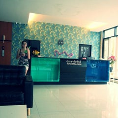 Photo taken at Neo Hotel by Vadim B. on 1/6/2013