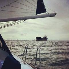 Photo taken at Chesapeake Bay by H T. on 10/1/2012