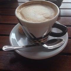 Photo taken at Caffè Barriera Cavour by Evgeniya K. on 9/6/2014