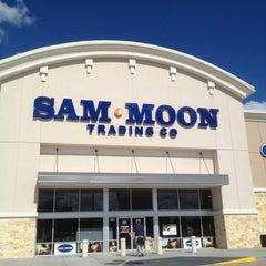 Photo taken at Sam Moon by Lauren M. on 11/2/2012