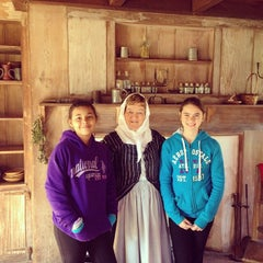 Photo taken at Pennsbury Manor State Park by La on 10/27/2013
