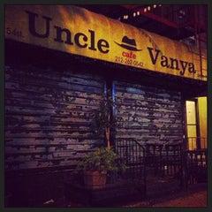 Photo taken at Uncle Vanya by Denis S. on 7/9/2013