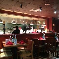 Photo taken at Todd English Bonfire Restaurant by Steven R. on 12/10/2012