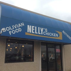 Photo taken at Nellys Chicken by David E. on 4/12/2013