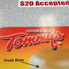 Photo taken at Original Tommy's Hamburgers by Amanda G. on 4/9/2013