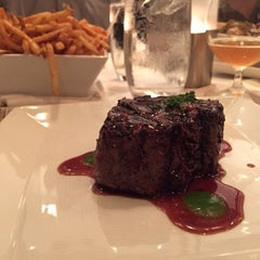 Photo taken at Alexander's Steakhouse by Andrew R. on 9/24/2014