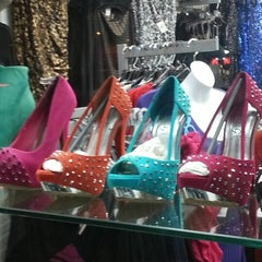 Photo taken at Rainbow Apparel by Adrienne L. on 11/16/2012